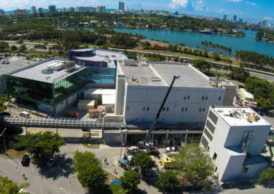 Central Energy Plant – MSMC