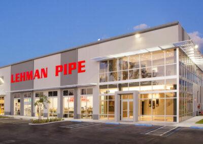 Lehman Pipe